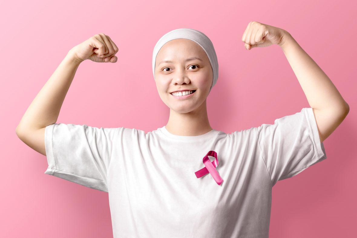 Reagir: A primeira atitude para vencer o câncer