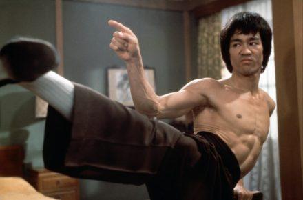 Bruce Lee –  Artista chinês mais conhecido de todos os tempos