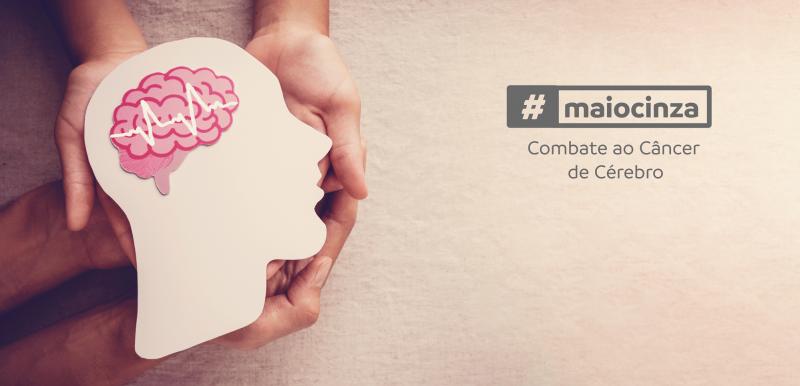 Maio cinza: a importância do diagnóstico precoce para o câncer de cérebro