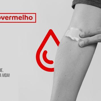 Junho Vermelho: Doe sangue e salve vidas